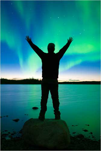 Arctic Borealis Quest, Yellowknife 2011